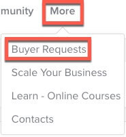 Fiverr Buyer Requests
